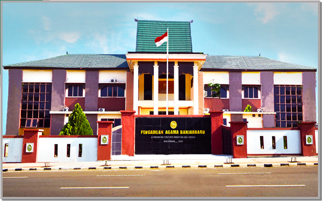 Website Pengadilan Agama Banjarbaru